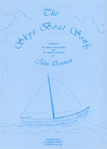 Skye Boat Song:  Clarinet Or Flute & Piano (Cramer)