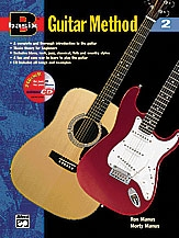 Basix Guitar Method: Book 2: Guitar: Bk&cd