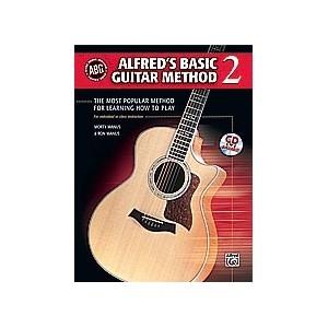 Alfred Basic Guitar Method: Book 2: Book & CD (revised)