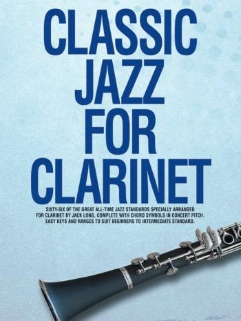 Classic Jazz: Clarinet Solo