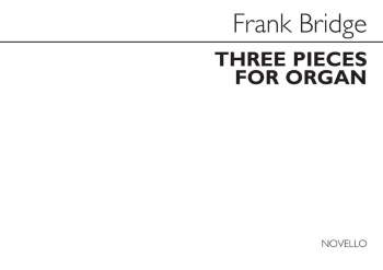 3 Pieces For Organ  (Novello)