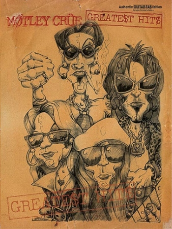 Motley Crue: Greatest Hits: Guitar Tab