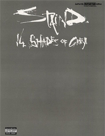 Staind: 14 Shades Of Grey: Guitar Tab