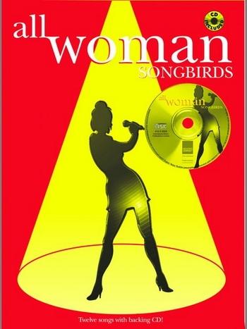 All Woman Songbirds: Vocal: Bk&cd