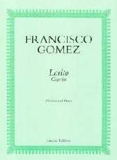 Lorito Caprice: Clarinet & Piano