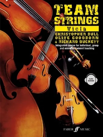 Team Strings Viola Book & CD
