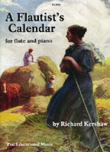 Flautists Calender: Flute & Piano