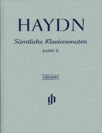 Sonatas Vol.2: Piano: Hardback (Henle)
