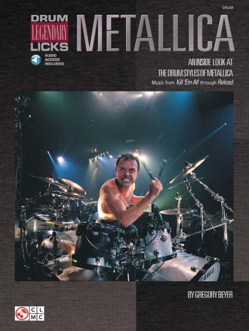 Metallica: Legendary Licks: Drum