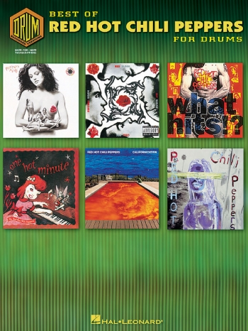 Best Of The Red Hot Chilli Peppers: Drum