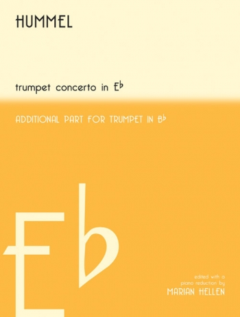 Trumpet Concerto: Eb Or Bb Parts Trumpet And Piano (Mayhew)
