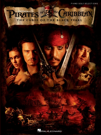 Pirates Of The Caribbean: The Curse Of The Black Pearl: Piano Solo Selections