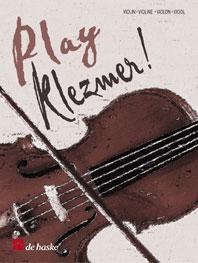 Play Klezmer: Violin: Book & CD