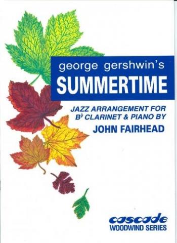 Summertime: Clarinet & Piano (Cascade)