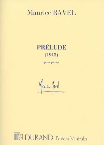 Prelude: Piano: Piano
