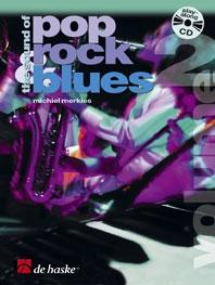 Sound Of Pop Rock Blues: 2: Trumpet: Bk&cd