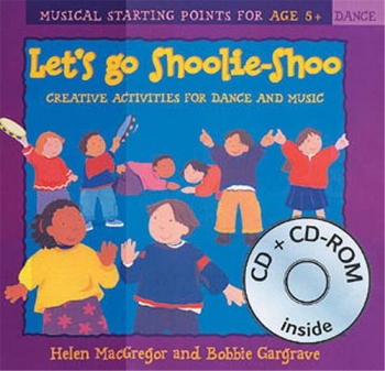 Lets Go Shoolie Shoo: Activity Book: Book,cd & Cd Rom  (A & C Black)