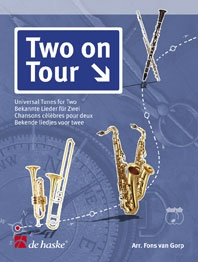 Two On Tour: Clarinet Duet