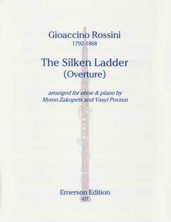 Silken Ladder Overture Oboe & Piano (Emerson)