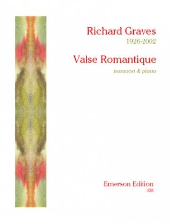 Valse Romantique: Bassoon & Piano(Emerson)