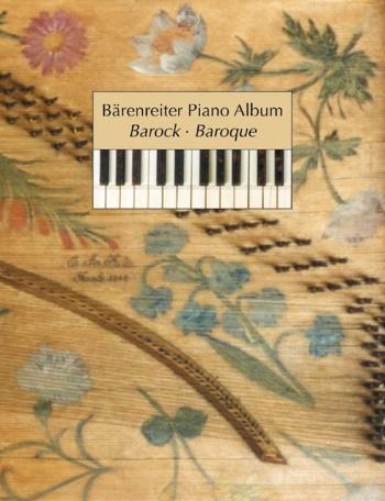 Barenreiter Baroque Piano Album