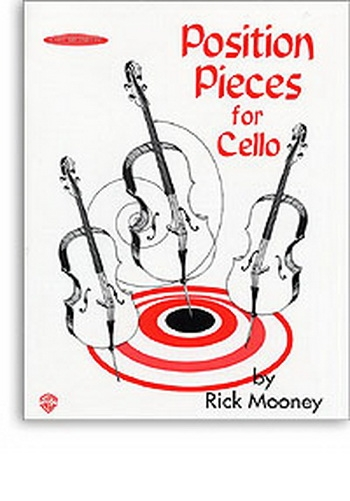 Position Pieces 1: Cello  (mooney) (Alfred)