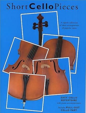 Short Cello Pieces: Cello & Piano (davies)(Bosworth)