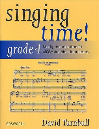 Singing Time: Grade 4: Voice, Piano Accompaniment (D Turnball)