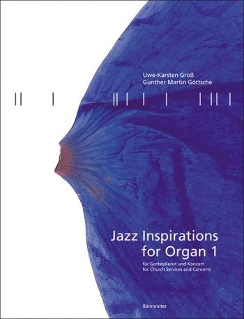 Jazz Inspirations For Organ (gross)