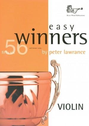 Easy Winners: Violin Book & Cd