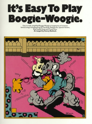 Its Easy To Play Boogie Woogie: Piano Vocal Guitar