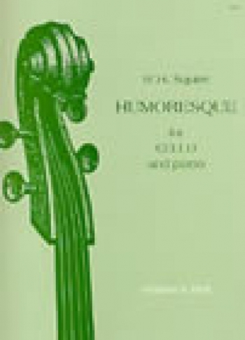 Humoresque: Cello & Piano  (Stainer & Bell)