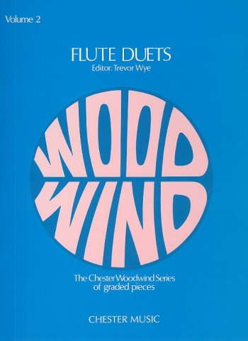 Flute Duets: Vol.2 (Wye)