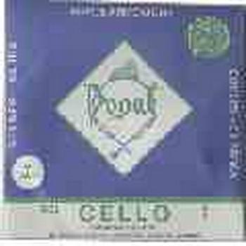 Dogal Green Label Cello String Set