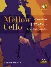 Mellow Cello: Book & CD(Fentone)