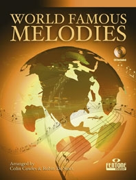 World Famous Melodies: Book & CD