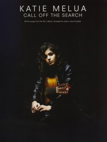 Katie Melua: Call Of The Search: Piano Vocal & Guitar