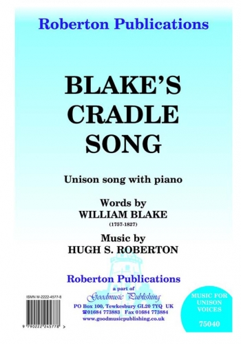 Blakes Cradle Song: F: Vocal