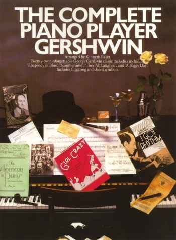 Complete Piano Player: Gershwin