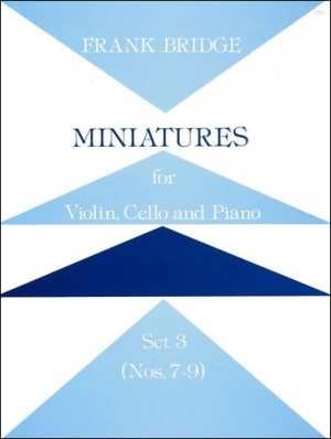 Miniatures For Violin, Cello And Piano. Set 3