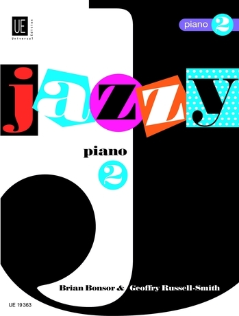 Jazzy Piano Book 2: Piano (bonsor)
