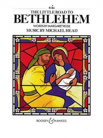 Little Road To Bethlehem: Ab: Vocal: Solo Song