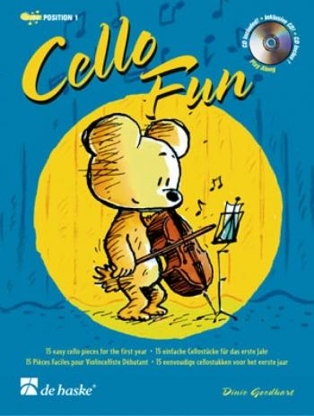 Cello Fun: Cello: Book & CD