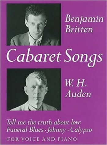Cabaret Songs: Vocal and Piano (Faber)