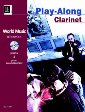 World Music Klezmer Play Along: Clarinet: Book & CD
