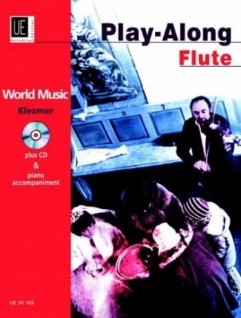World Music Klezmer: Playalong: Flute: Book & CD