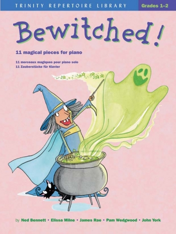 Trinity Repertoire Library: Bewitched: Grade 1-2: Piano