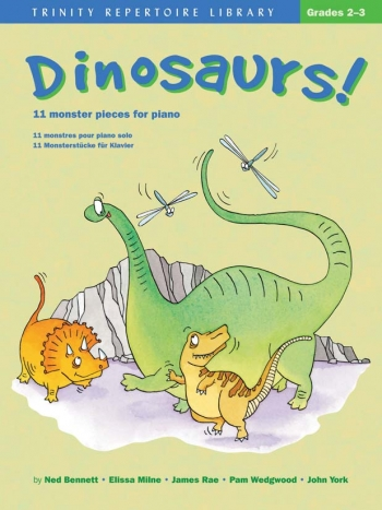 Trinity Repertoire Library: Dinosaurs: Grade 2-3