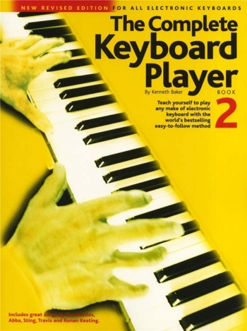 Complete Keyboard Player: Book 2: Revised: Book
