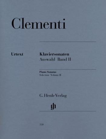 Sonatas: Vol.2: Piano  (Henle)